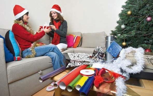 Pour Noël, les Français optent pour le Made In... Home !