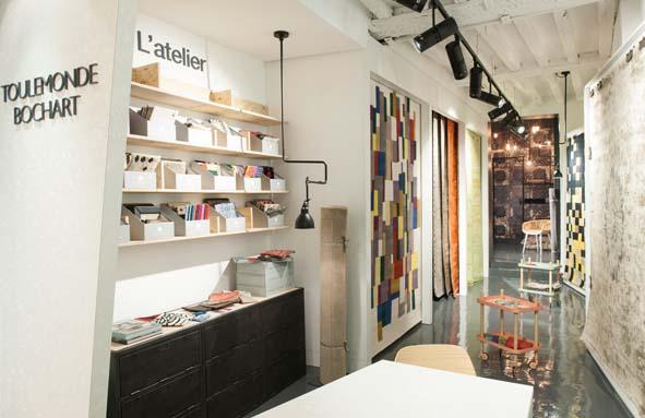 ouverture de la boutique toulemonde bochart. Black Bedroom Furniture Sets. Home Design Ideas