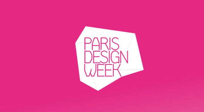 Paris Design Week du 5 au 12 Septembre 2015