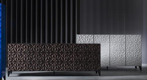 Roche Bobois donne du relief au mobilier