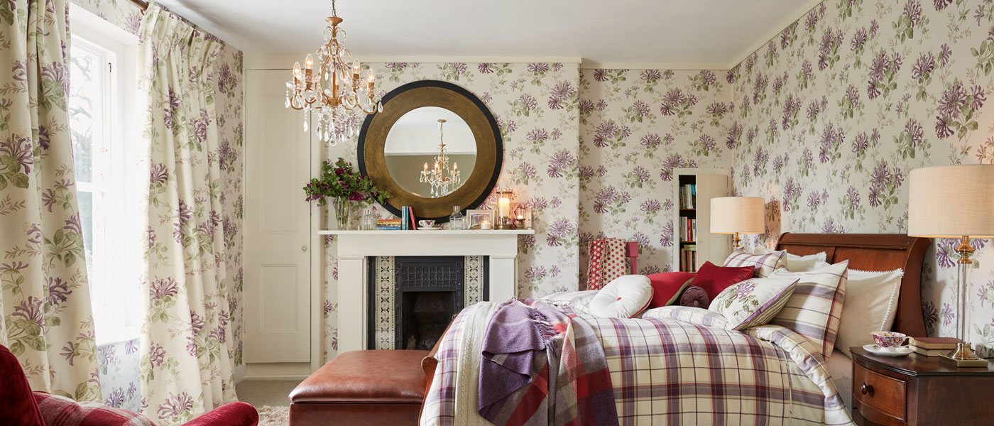 Inspiration cottage anglais decorer sa - Decoration interieur anglais ...