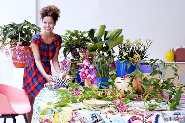 fabriquer des jardini res 80 s style memphis decorer sa. Black Bedroom Furniture Sets. Home Design Ideas