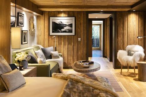 """Hôtel Barrière """"Les Neiges"""" luxe et sérénité"""