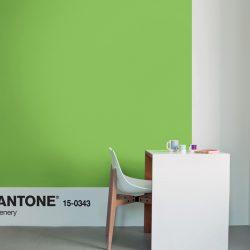 Greenery, la nouvelle couleur de l'année 2017