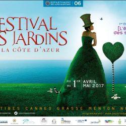 1er festival des jardins de la Côte d'Azur