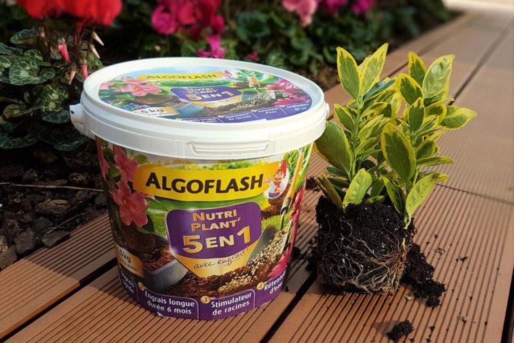 Le produit malin pour nourrir le jardin !