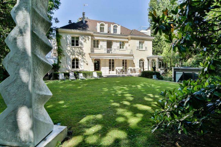 La résidence Paris, une villa privée devenue palace