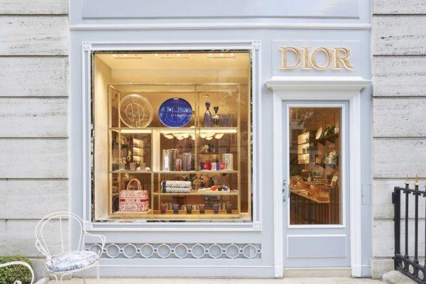 Dior Maison ouvre ses portes