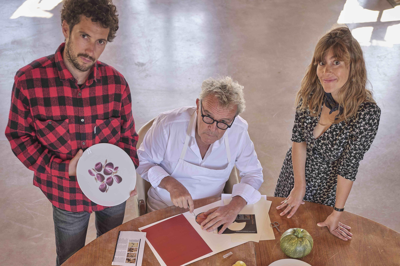 Alain Passard & Maison Fragile lancent leur collection «Dame Nature»