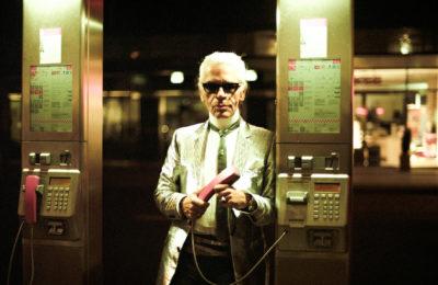 Berlin: Exposition Karl Lagerfeld à l'hôtel de Rome