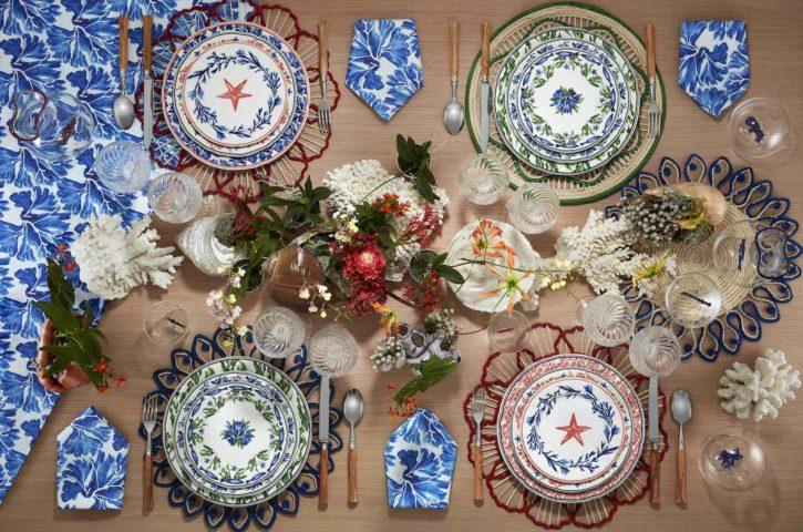 Cordelia de Castellane signe la collection «Copacabana» pour Dior Maison