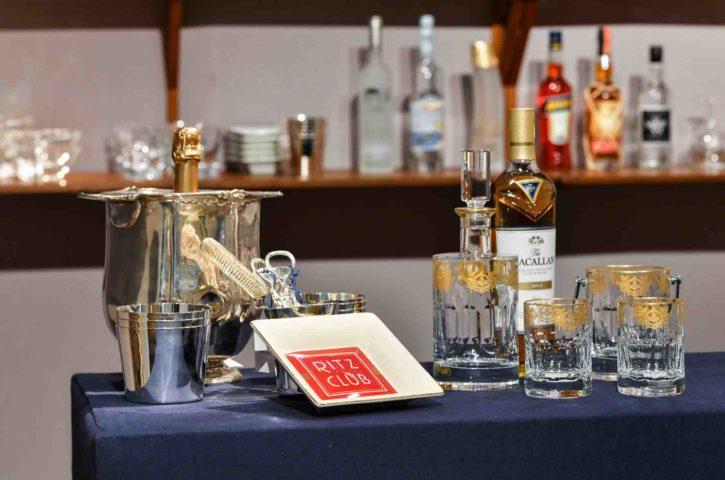 La vaisselle grand luxe du Ritz Paris aux enchères chez Artcurial