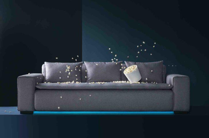 Miliboo lance le premier canapé connecté au monde !